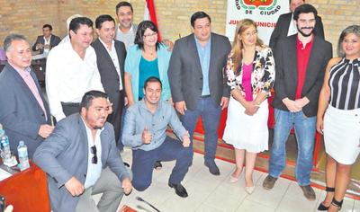 Prieto buscará mayoría dialogando con todos los sectores en la Junta