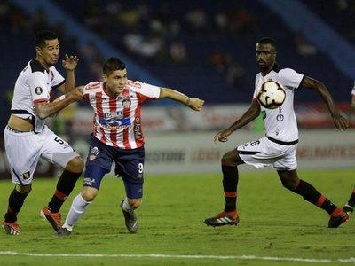 Melgar vence a Junior y consigue un cupo a la Sudamericana