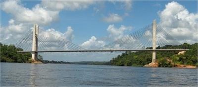 Obras del segundo puente generará al menos 1.000 puestos de trabajo