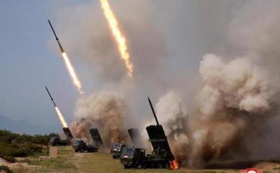 Corea del Norte dispara más misiles en el segundo incidente de este tipo en 5 días