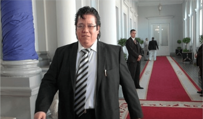 Jueza solicita a Diputados informe sobre Enrique García