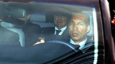 Michel Temer se entrega a la policía