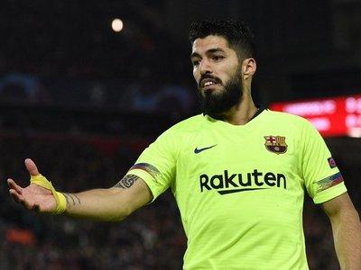 Luis Suárez será operado de una lesión en el menisco derecho