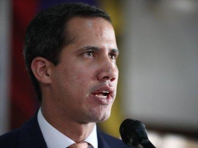 Guaidó denuncia golpe al Parlamento y llama a protestas el sábado