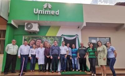UNIMED inaugura agencia en Naranjal