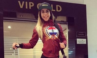 La grave lesión de la bailarina y atleta Gigi Diaz