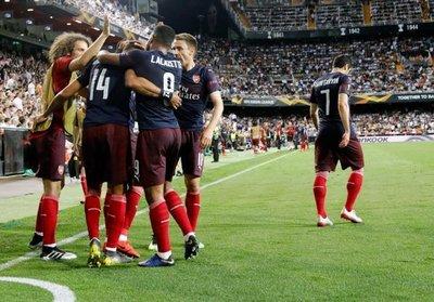 A la final de la Europa League