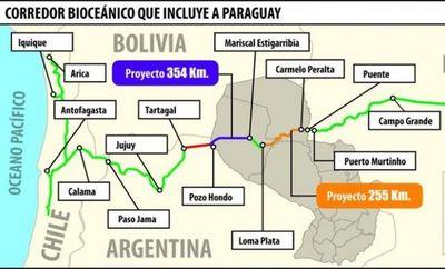 Financiamiento total del Corredor Vial Bioceánico fue anunciado por el Gobierno