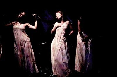 Memorias hilvanadas con danza y teatro