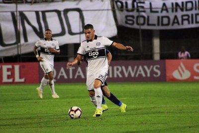 Olimpia perdió el invicto ante Sporting de Cristal