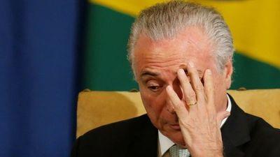 El expresidente Temer, de nuevo bajo arresto en Brasil