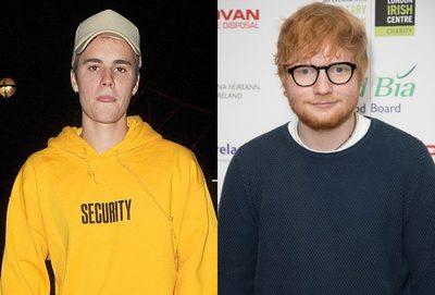 """Escuchá el nuevo single de Justin Bieber y Ed Sheeran: """"I Don't Care"""""""