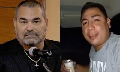 Chofer que desafió a Chilavert lo trató de loco en un video