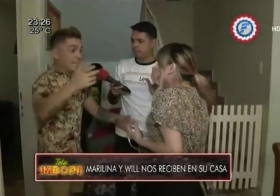 El accidente de Marilina Bogado y Will Fretes