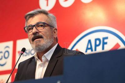 El respaldo de la APF a Horacio Elizondo