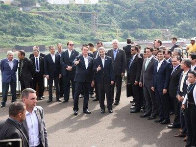 Prometen que no pasará mucho tiempo para unir el Chaco con Brasil