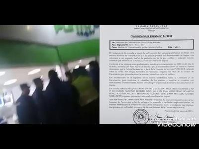 SUMARIO Y MEDIDA DISCIPLINARIA PARA MARINOS