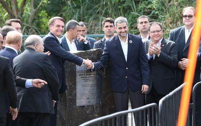 Inician obras del nuevo puente internacional Paraguay-Brasil