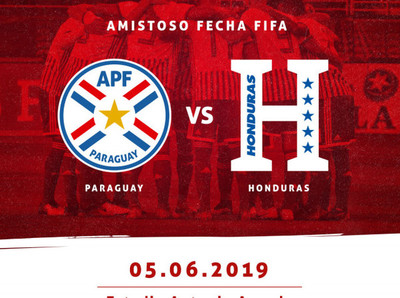 Paraguay  recibirá a Honduras en CDE