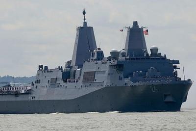 EE.UU. envía un buque de guerra y una batería de misiles a Medio Oriente