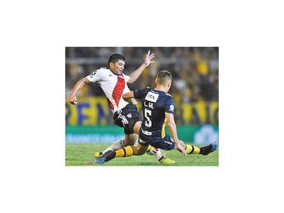 Paraguayos juegan en la Copa Superliga