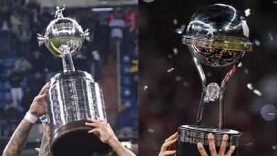 El lunes se harán sorteos de las Copas Libertadores y Sudamericana
