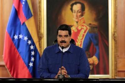 Otro acto fallido de Maduro, en esta ocasión, muy peligroso