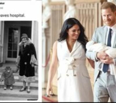 Lo despidieron de la BBC tras comparar al bebé real con un mono
