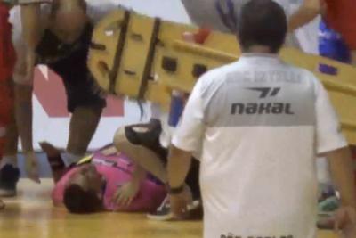 Falleció un árbitro tras sufrir un infarto en pleno partido de fútbol