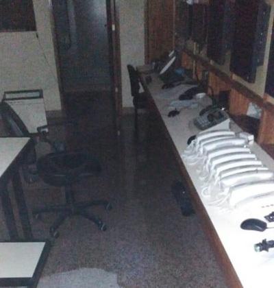 Tras tormenta, se garantiza normal servicio en sedes judiciales