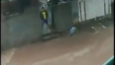 """Captan a ciudadano arrojando basuras al """"raudal"""""""