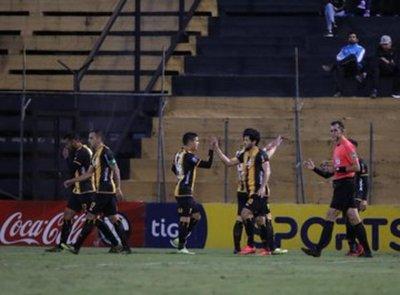 Guaraní impone su localía ante Sol de América