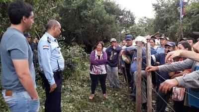 Supuestos sintierra invaden propiedad en Eusebio Ayala