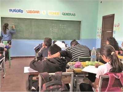 Llevan educación a  zonas más vulnerables del país