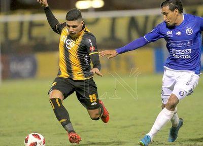 Guaraní piensa en lograr el segundo lugar en la tabla