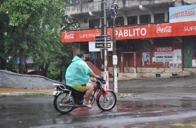 Anuncian jornada fresca y con lluvias dispersas para este domingo