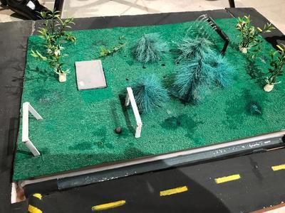 Alumnas presentan innovador proyecto contra inundaciones y la reutilización de la lluvia