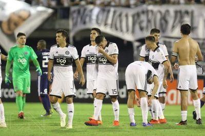 Suspendido el partido River Plate-Olimpia