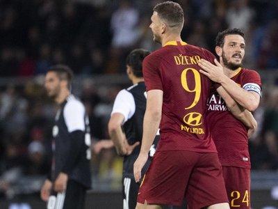 El Roma gana al Juventus y sigue en lucha por la Champions