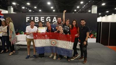 Histórico: Paraguay se llevó un premio en la Feria Internacional de Turismo Gastronómico (FIBEGA)