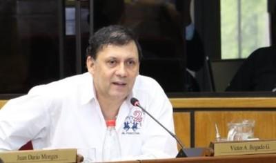 Tratan hoy pedido de pérdida de investidura de Víctor Bogado