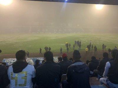 La neblina de siempre