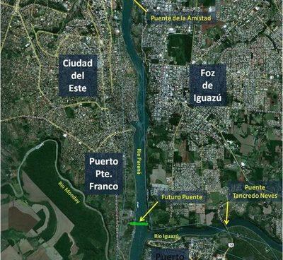 Puente de la Integración abre nuevo corredor de exportación agrícola entre Paraguay y Brasil