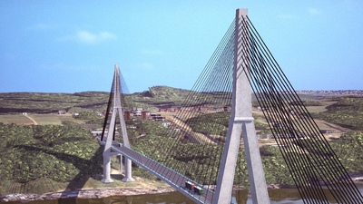 Puente de la Integración, nuevo desafío para el turismo regional