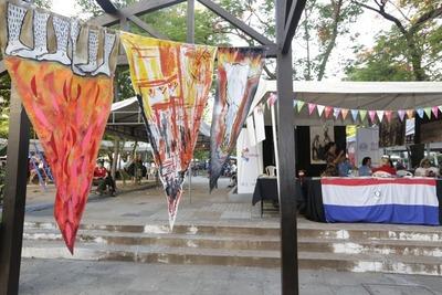 Gran programación cultural en Asunción por los #208Paraguay