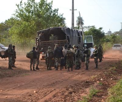 Nuevo enfrentamiento entre la FTC y grupo armado en el norte