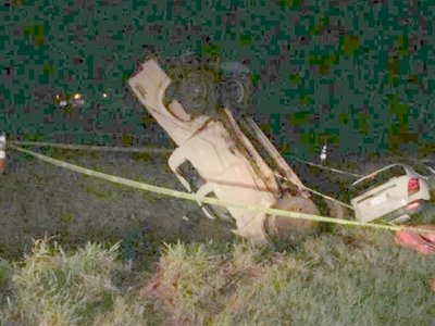 Accidente rutero arroja un fallecido en J. Eulogio Estigarribia