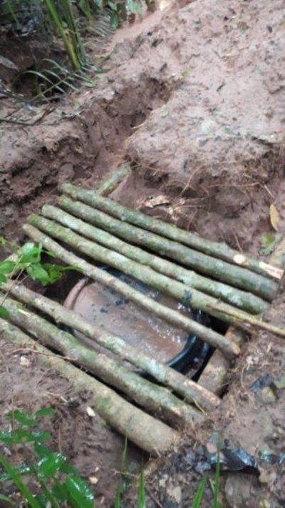 Hallan equipos sofisticados y armamentos tras enfrentamiento en Horqueta