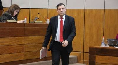 Victor Bogado, el segundo senador que pierde la investidura