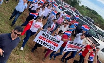 Quintana celebra construcción de puente y brinda su apoyo a Alderete